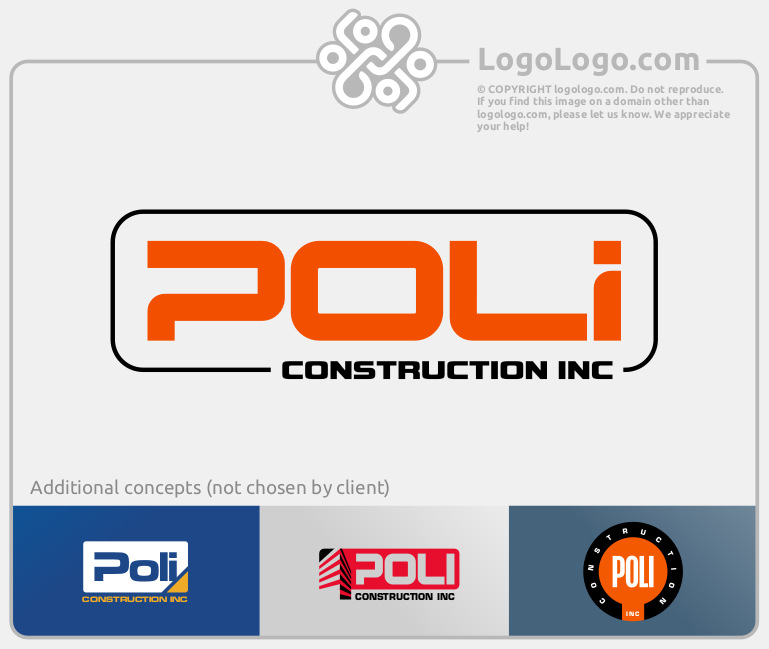 Custom Construction Logo