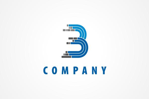 Free logo b logo for Logo b b