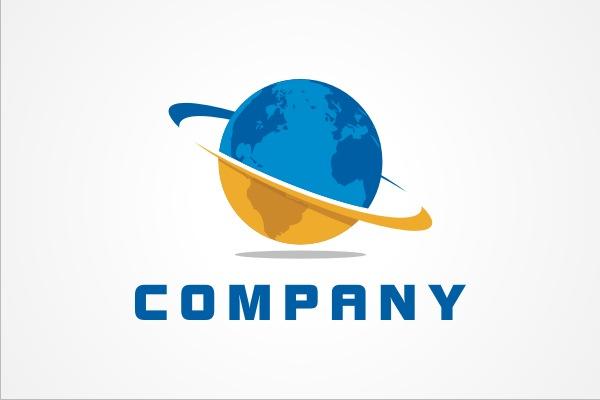 free globe logos