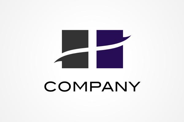 Free Logo  Bold ...H Logo Images