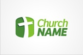 PSD Logo: Christian Faith Logo