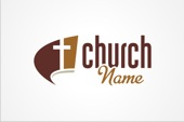 PSD Logo: Church Cross Logo