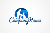 Dog Obedience Training Logo