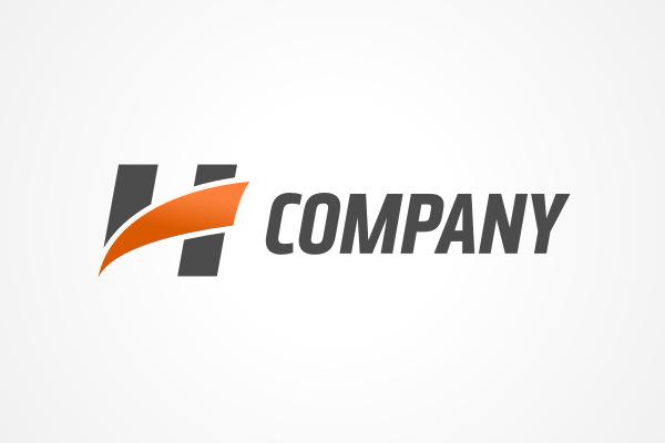 free logo: h logo