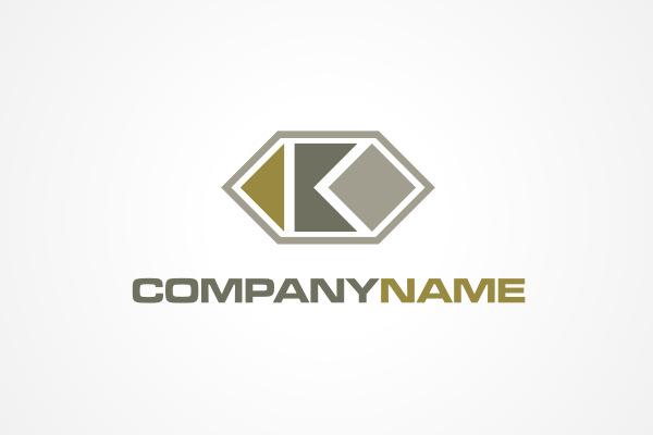 free logos lette...K Logo