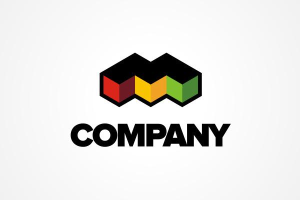 Free Logo Letter M