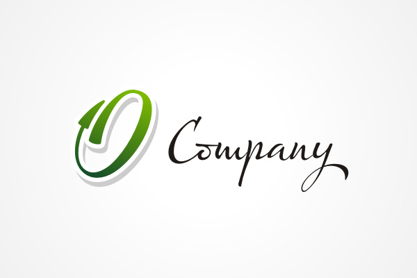 free logo  letter o logo