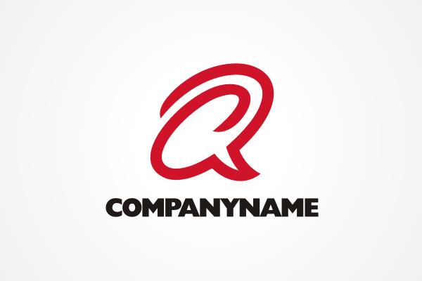 Free Logo  Lette...Q Letter Logo