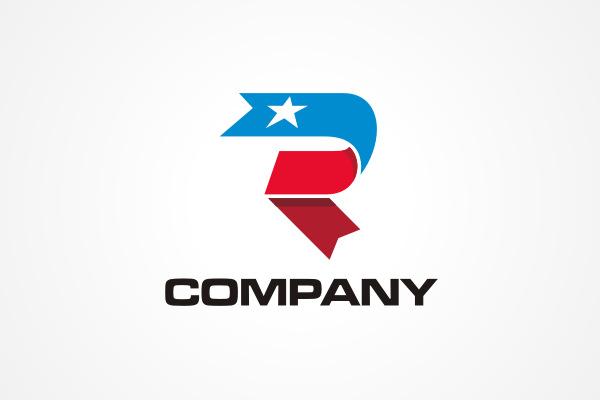Pin Letter R Logo on Pinterest