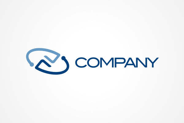 Free Computer LogosComputer Network Logo