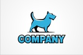 Scottish Terrier Dog Logo
