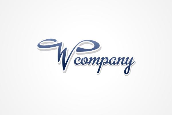 Free Logo  W Log...W Logo