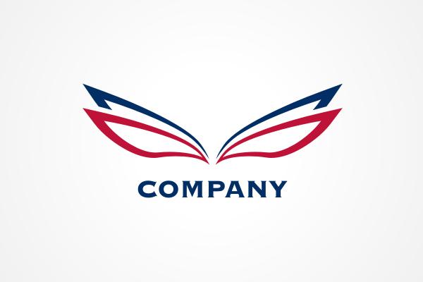 Free Logo: Wings Logo
